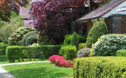 Как оформить садовый участок в